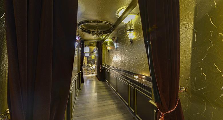 Savoy club 10 hd pasillo