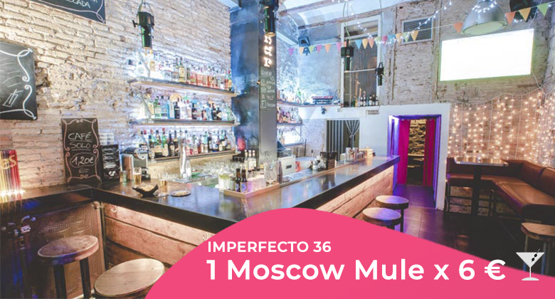 Imperfecto   moscow mule