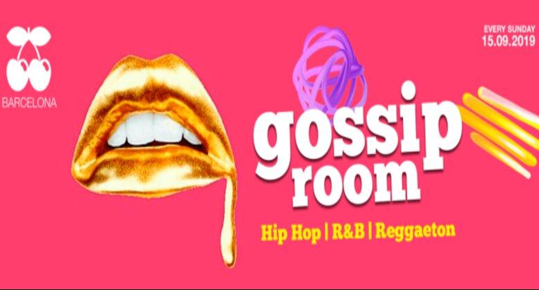Gossip room every sunday 1567009345.png