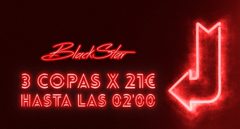 Promo black star club 21