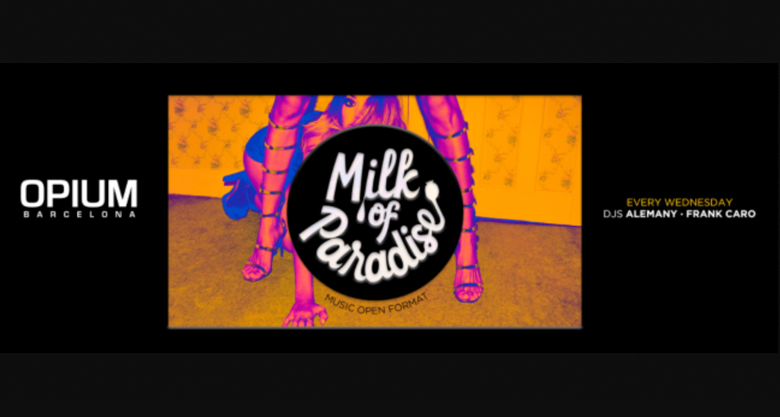 Milk of paradise every wednesday 1568020339
