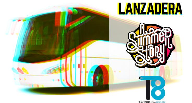 Autobus summer