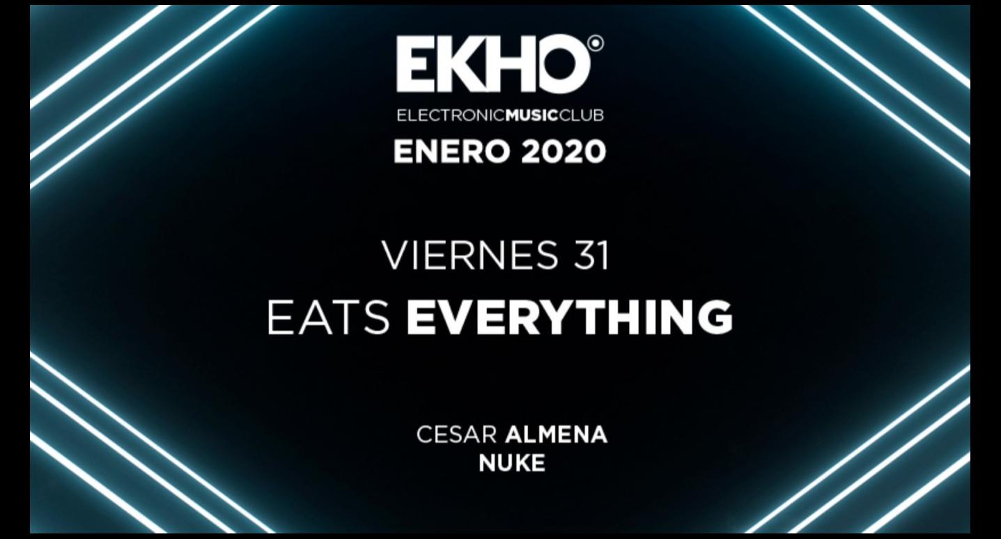 Ekho w eats everything
