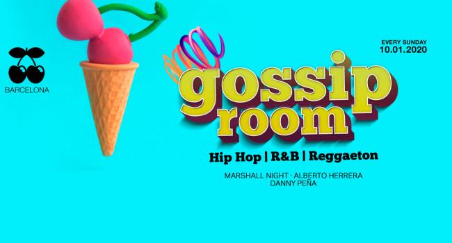 Gossip room every friday 9