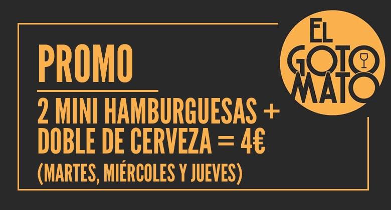 Goto mato promospromo mini hamburguesas %281%29