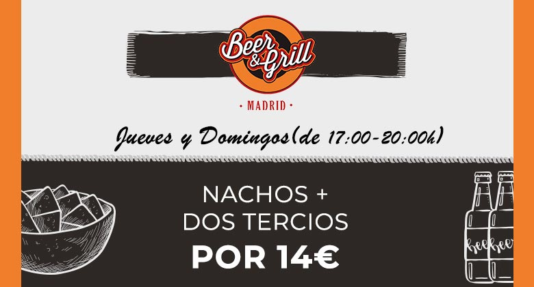 Promos beer and grill nachos %282%29