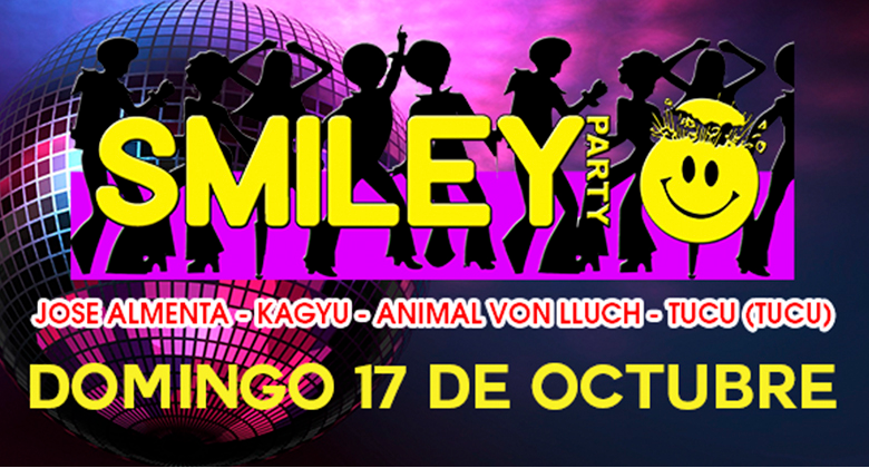 Smiley%20party%20 %20portada%20bclever